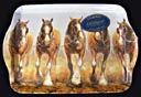 draught horse scatter tray