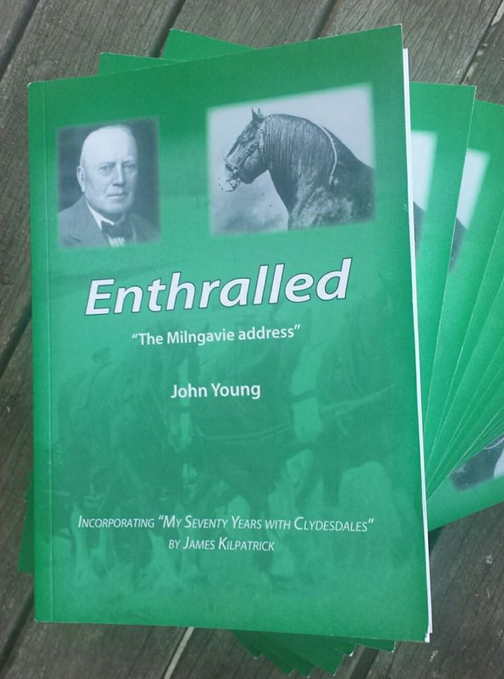 Enthralled-book-clydesdale history John Young