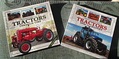Tractors through time - books